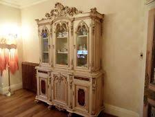 Ornate Display Cabinets French Display Cabinet Ebay