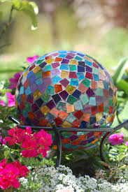 Garden Gazing Globe Gazing Balls
