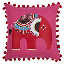 John Lewis Cushions And Throws Patterned Pink Cushions John Lewis