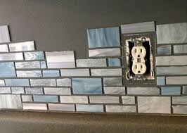 Glass Tile Kitchen Backsplash by Best 25 Mosaic Backsplash Ideas On Pinterest Mosaic Tile Art