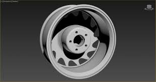 lexus toyota models 3d wheel for lexus ls400 toyota celsior cgtrader