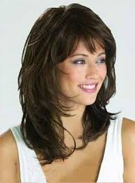 long shag haircuts for women over 50 graceful medium wavy natural brown 14 inches synthetic wig natural