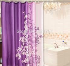 Shower Curtains Purple Aliexpress Com Buy 2014 Sale Christmas Gift Bathroom Curtain