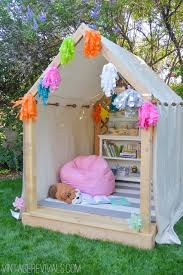 Playhouses For Backyard by Best Diy Backyard Playhouse Ideas The Stay At Home Mom Survival