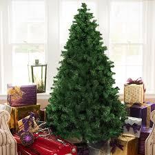 10 foot pre lit tree decor