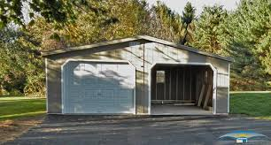 24x24 prefab garage webshoz com