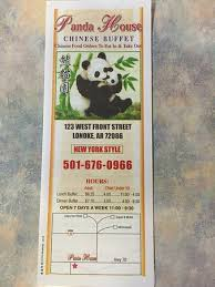 Chinese Buffet Hours by Panda House Lonoke Restaurant Reviews Phone Number U0026 Photos