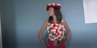 Gumball Costume Halloween Gumball Machine Halloween Costume Business Insider