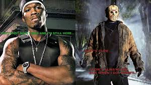 Jason Voorhees Memes - cent vs voorhees dying to be the best wicked horror