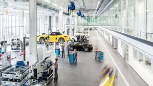stuttgart porsche factory porsche opens a new training centre