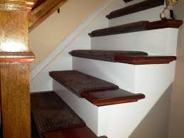 commercial rubber stair tread wooden vinyl plank stair treads