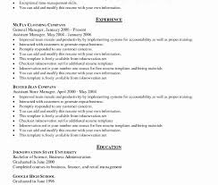 easy resume format easy resume format exles sle in how to make on build and