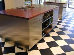 Kitchen Cabinet Stainless Steel Stainless Steel Cabinets Brooks Custom