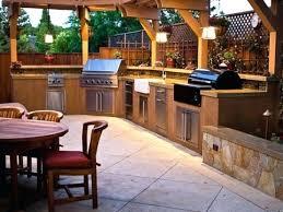 How To Design An Outdoor Kitchen Backyard Kitchen Designs Cool Outdoor Kitchen Designs Small
