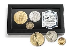 amazon com harry potter gringotts bank coin collection toys u0026 games