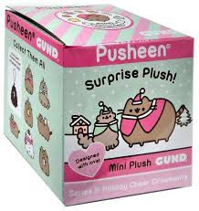 pusheen series 5 cheer ornaments mystery box 24 packs gund