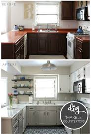 small kitchen makeovers ideas amazing cheap kitchen makeover 145 budget kitchen makeover ideas