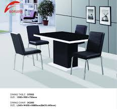 High Gloss Dining Table And Chairs Fair Price Table Fair Price Table Suppliers And Manufacturers At