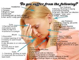 can sinus infection cause dizziness light headed learn about the four types of headaches