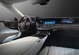 lexus ls 500 turbo 2018 yeni lexus ls 500 teknik özellikleri açıklandı oto kokpit