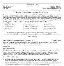 senior accountant cv staff accountant resume accountant accounting and finance jobsxs com