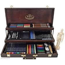 buy royal sketching u0026amp drawing studio artist set 12 pack in