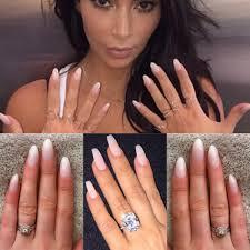 natural nails kim kardashian press on nails false nails