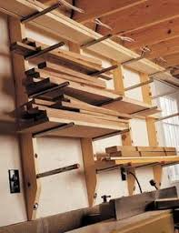 Mobile Lumber Storage Rack Plans by Easy Portable Lumber Rack Free Diy Plans Lumber Rack