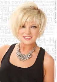 short hair for round faces in their 40s 22 best hair styles and cuts for 50 s images on pinterest cream