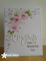 beautiful handmade card all white die cut flourishes and