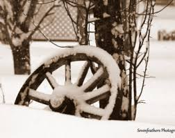 Wagon Wheel Home Decor Wagon Wheel Photo Etsy