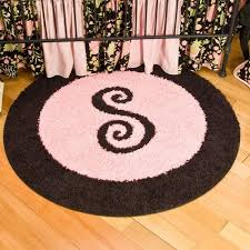 Pink Round Rug Nursery 14 Best Nursery Floors Images On Pinterest Baby Room Nursery