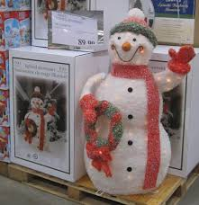 Costco Lighted Snowman by Costco Costco West Deals Kashi Perrier Garmin Jackets Hoodies