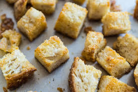 how to make croutons the pioneer woman