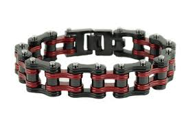 steel chain bracelet images Motorcycle bike chain bracelets biker jewelry wholesale stainless jpg