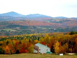 Vermont cheap travel images Northeast kingdom vermont fall foliage views from burke mountain jpg