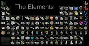 Diamond Periodic Table Theodore Gray U0027s Photographic Periodic Chart