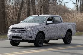 ford ranger 2019 ford ranger spied testing in michigan autoguide com news