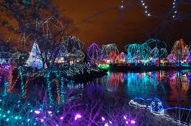 Columbus Zoo Wildlights Christmas Lights Some Long Expos Flickr