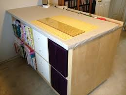 Craft Desk With Storage 12 Awesome Diy Craft Tables With Free Plans Shelterness