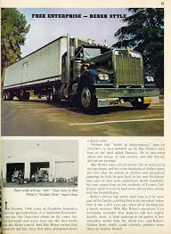 kenworth truck repair photo july 1974 mac reber kenworth 07 overdrive magazine july