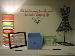 sabriolet designs craft room wall art part deux
