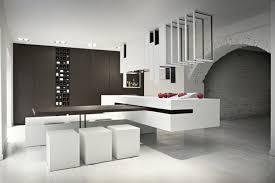 table cuisine design table cuisine design table salle a manger verre et bois