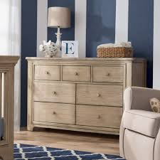 Pali Changing Table Dresser Serta Langley Double Dresser In Rustic Whitewash