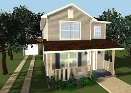 two story tiny house swoon house plans 53667