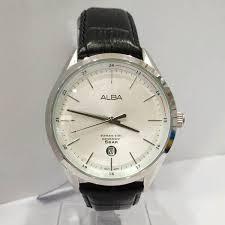 Jam Tangan Alba Putih royal reviews jam tangan alba original pria as9d41 hitam