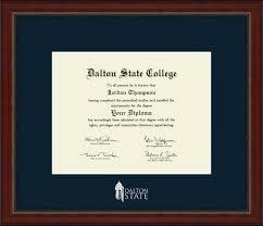 college diploma frames dalton state college diploma frames church hill classics