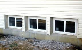 used basement windows for sale egress window types kit