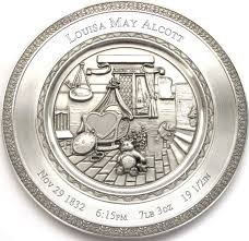 baby birth plate dnl pewter baby birth plate 9 3 8 in pewter plates