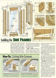 Wood Plans Free Pdf by Curio Cabinet Shop U Bild Craftsmano Cabinet Woodworking Plan At